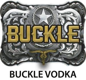 Buckle Vodka Logo